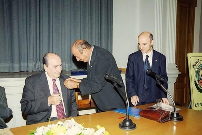 Εφεδρος Αξιωματικός, πρ. Πρωθυπουργός, Κωνσταντίνος Μητσοτάκης (1918 - 2017)